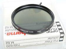 Hama Pol Filtro pol polarizzatore circolare (CIR) m62 62mm einschraubgewinde screw in + BARATTOLO