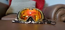 Dragon Alliance Snowboard Goggles with Skull Candy Lens