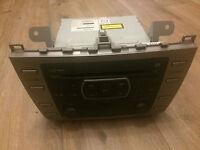 Mazda 6 GH CD 6-DISC MP3 Radio GS1E-66-9RXA Player 07-09