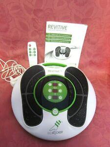 Revitive IX Durchblutungsstimulator Circulation Booster mit Anleitung elekt 7122
