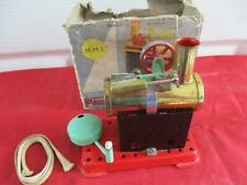 GENUINE MAMOD MM1 LIVE STEAM ENGINE BOXED