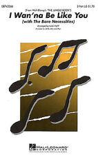 Quiero 'na ser como tú (2 parte coro) 2 parte coro, piano acompañamiento Hoja Musi