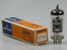 EF40 Siemens Röhre / Tube / NOS / NIB / NEW
