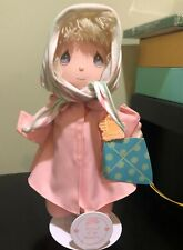 Precious Moments Doll Of The Month March -By Applause Nwt & Stand Item No. 16634