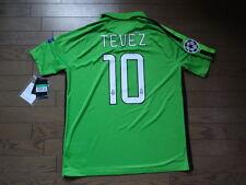 Juventus #10 Tevez 100% Original Jersey Shirt XL 2014/15 CL Third BNWT Rare