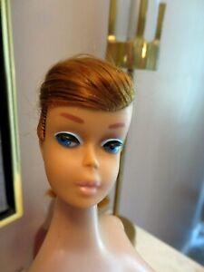Vintage Barbie Doll Swirl Ponytail Titain