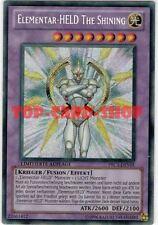 Yu-Gi-Oh: ELEMENTARHELD THE SHINING , secret-rare , NEU