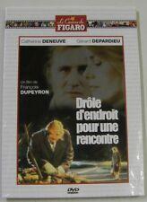 DVD DROLE D'ENDROIT POUR UNE RENCONTRE - DENEUVE / DEPARDIEU - NEUF