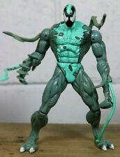 1996 Lasher Action Figure - Venom Planet Symbiotes Spider-Man Marvel Toybiz TB