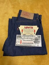 Levis Made In Usa '70s Redtab Deadstock