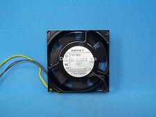 "Papst 3950 Cooling Fan, 3.5"" diameter, 230 VAC"