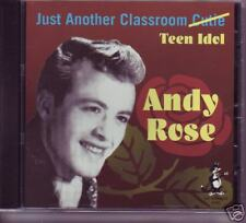 Andy Rose-Just another Classroom Teen Idol-Teen CD!