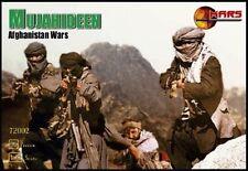 Mujahideen Taliban Afghanistan War 40 Figures Plastic Soldiers 1/72 Mars #72002.
