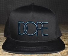 DOPE Classic Logo Snapback Cap NWT