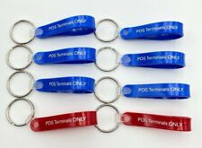 Pos Terminal Keychain Key Holder Ibm