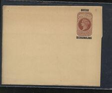 British Bechuanaland  wrapper  unused                    MS0206