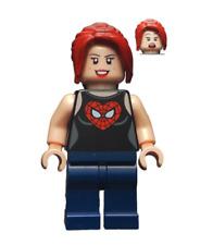 Lego Mary Jane 5 Marvel Super Heroes Minifigure 76016