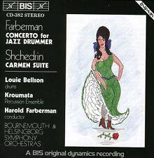 Louie Bellson - Carmen Ballet / Concerto for Jazz Drummer & Orch [New CD]
