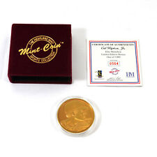 Highland Mint Cal Ripken Jr. Elite Bronze Coin # out of 5,000