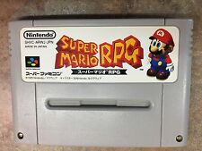 Mario RPG For Super Famicom Nintendo Japan Import *US Seller*