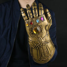 Avengers Prop 2018 Thanos Infinity Gauntlet Glove Cosplay Infinity War The