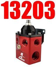 Aeromotive 13203 A4 Carbureted Combustible Regulador en Stock Mejor Precio Look