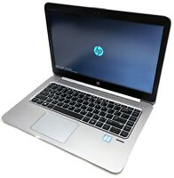 "HP EliteBook Folio 1040 G3 14"" Laptop i5-6300U 2.40GHz 16GB RAM No M.2 / No OS"