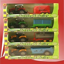 Ford Plastic Diecast Farm Vehicles
