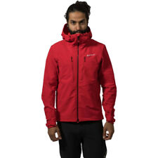 Montane Mens Dyno XT Jacket Top - Red Sports Outdoors Full Zip Hooded Breathable
