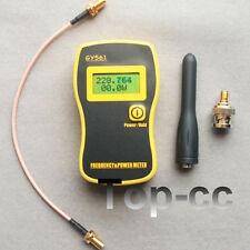 GY561 RF digital power & frequency meter for Walkie-talkie with  Radio w/ SMA-F