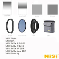 NISI S5 150mm Filter KIT Holder For SIGMA 14mm F1.8 DG  with NC CPL