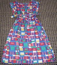 JACK AND MILLY  GIRLS STUNNING SUMMER DRESS SZ 8