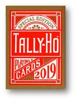 Tally-Ho - Cardistry Jugando a las Cartas Póquer Juego de Cartas