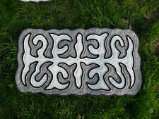 0,95 x 0,50m Filz Teppich Shirdak Schirdak Shyrdak Kirgisistan tappeto rug Kilim