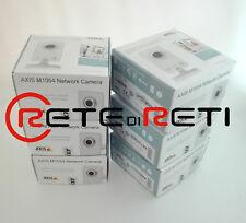 € 163+IVA AXIS M1054 0338-002 HDTV PoE PIR Microphone Speaker IP CAM