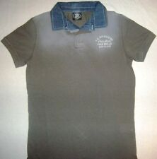 Authentic Fred Mello U.S. Air Division Houston Polo Shirt Size L *CLEARANCE*