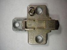 Blum 175H710 02.01 Nickel Plated 2 Piece Mounting Plates