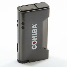 Xikar X1 Cohiba Side Squeeze Single Jet Torch Cigar Lighter - New