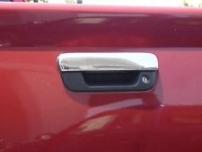 CHEVROLET COLORADO/GMC CANYON 2004-2012 TFP CHROME SS TAILGATE COVER- LEVER ONLY