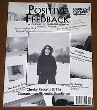 Positive Fe*dback Magazine