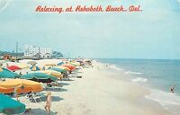 Rehoboth Beach Delaware Postcard 1960s