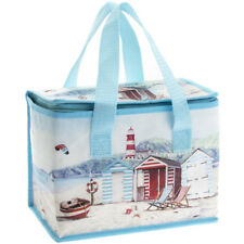 Sandy Bay Insulated Cooler Bag Picnic Lunch Beach Holiday Drinks Folds Flat