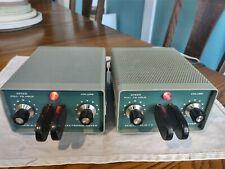 Pair of Heathkit Electronic Keyer