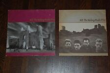 "U2-The Unforgettable Fire 12"" Album-LAE-605 Made in Mexico"