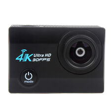 """SJ9000 4K HD WiFi Sports Action Camera 2.0"""" LCD 16MP +Dual Charger Battery 170º"""