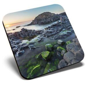 Square Single Coaster  - Giant's Causeway Northern Ireland  #45147