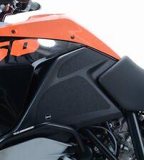 KTM 1190 Adventure 2016 R&G Racing Tank Traction Grip Pads EZRG500BL Black
