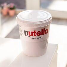BARATTOLONE NUTELLA 3 KG. Ferrero Secchiello Grande Per Party Barattolo Vaso 3KG