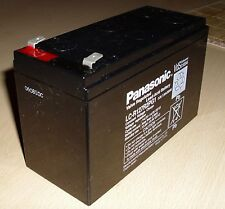 Panasonic Blei Gel Akku Batterie 12 V / 7,2 Ah