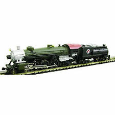 Model Power 87473 N Great Northern Steam 4-6-2 Pacific w/Vanderbilt Tender